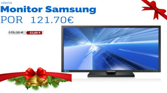 Monitor SAMSUNG S19C450BW